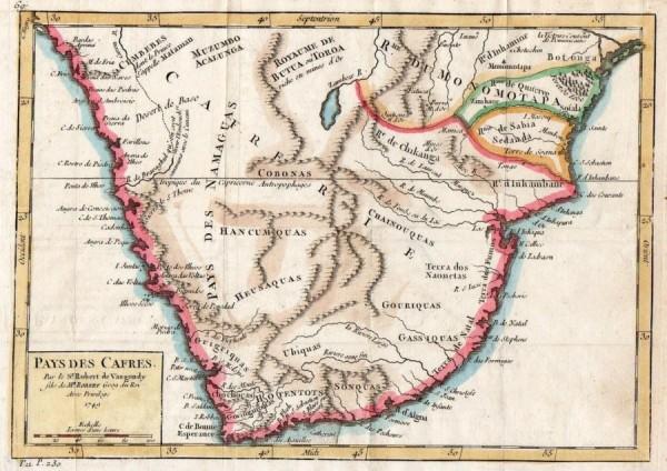 Cafreria en Africa