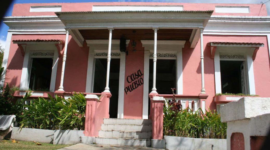 Casa Pueblo, Adjuntas